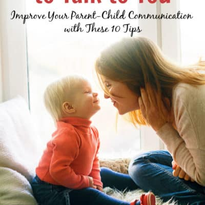 Your kids want to talk to you. 10 tips for better communication