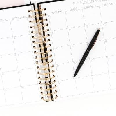 Monthly meal planning for your busy family